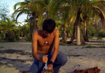 1974 - W.E. - moment de détente ilha do Mussulo