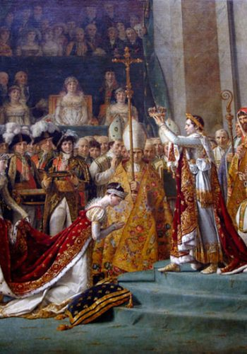 Jacques-Louis David (1748-1825), Le Sacre de l'empereur Napoléon 1er, 1806