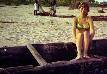 Sylvie - Ile du Mussulo