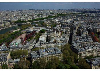 Les toits de la ville